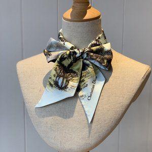 DIOR scarves